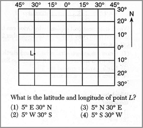 printable quiz on latitude and longitude absolute location proprofs quiz