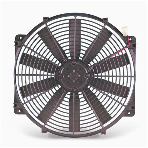 best electric radiator fans flex a lite 16 quot loboy auxiliary electric radiator fan