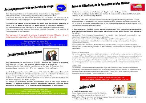Chambre De Commerce Pontoise by Chambre De Commerce Cergy Pontoise 2 Pij Info Cergy