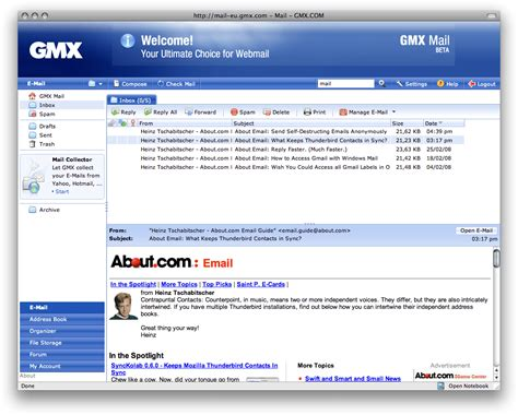 How To Search On How To Delete Your Gmx Mail Account