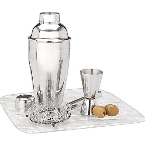 martini shaker set martini shaker set everythingbranded