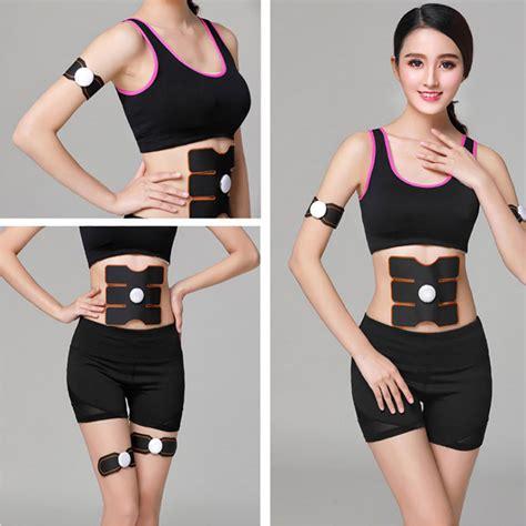 abs stimulator toner abdominal trainer for at banggood