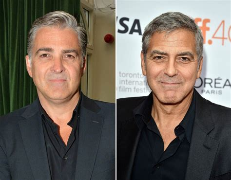 Look Alikes And by George Clooney Lookalike The Best And Worst