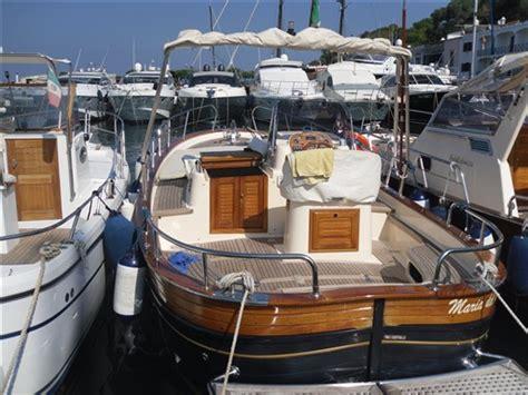 barca cabinato usato aprea fratelli sorrento 7 50 cabinato usato 2005 in