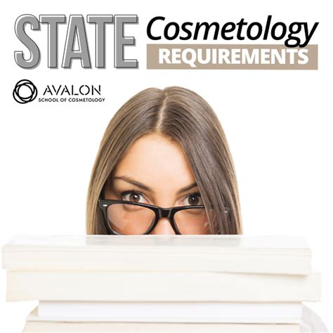 Cosmetology Requirements by State Cosmetology Requirements Avalon School Of Cosmetology