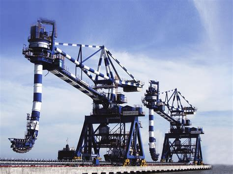 continuous ship unloaders thyssenkrupp industries india - Ship Unloader