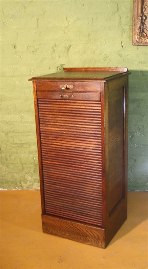 antique map file cabinet vintage oak tambour fronted filing cabinet 1920s