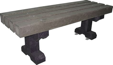 dura bench buy plastic recycled dura benches markstaar plastic