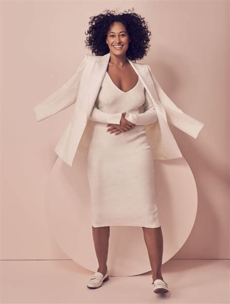 tracee ellis ross fashion line black ish star tracee ellis ross talks being empowered on