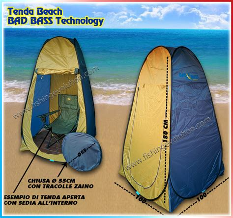 tenda da pesca fishing evolution bad bass technology tenda