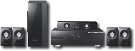 samsung 500w 5 1 channel home theater system hw c560s