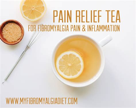 Fibromyalgia Detox by Relief Tea For Fibromyalgia Inflammation