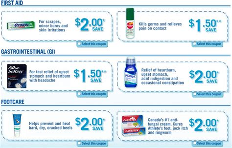 printable pers coupons canada 2014 bayer canada printable coupons ozonol bactine alka