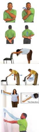 Rotator cuff stretching exercises http www webmd com a to z guides