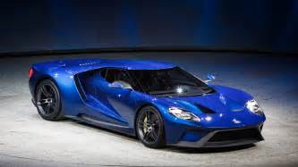 2016 Ford GT is the sexiest sheet metal in Detroit