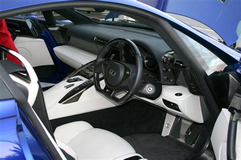 white lexus inside the ships of elite as cars page 3