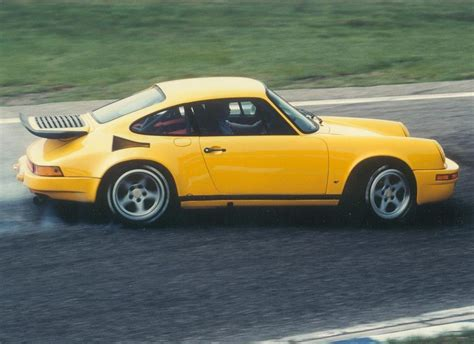 porsche ruf video of ruf ctr yellowbird on nurburgring porschebahn