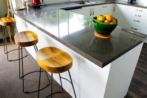 white kitchens grey bench tops pebble dark grey kitchen bench top 01