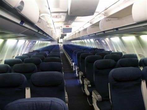 United Airlines 757 Interior by 757 Airplane Boeing Interior Photo