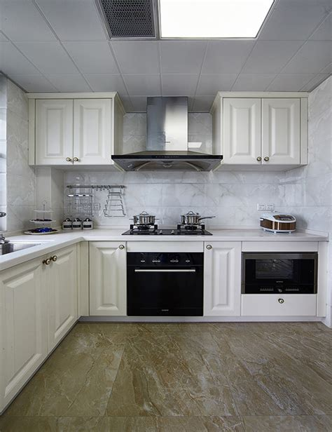 kitchen cabinets l shaped l shaped kitchen white cabinets design galley kitchen
