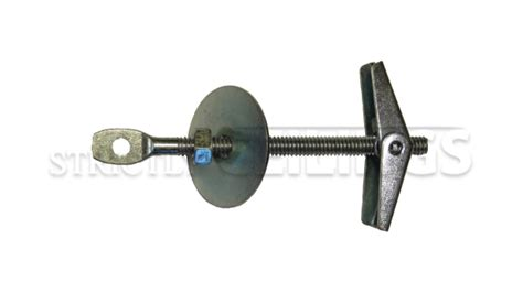 Ceiling Toggle Bolt - 4 quot x 1 4 quot acoustical toggle bolt for suspended ceilings