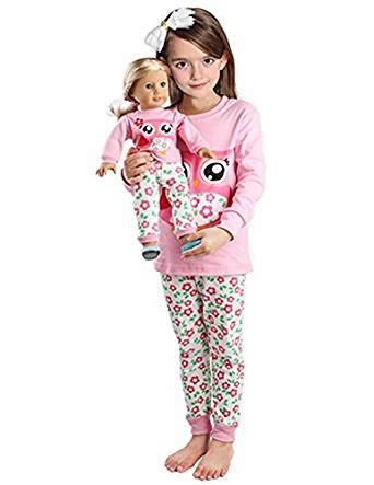 Fashion Gamis L 84 D Baby Gs3948 babyroom matching doll toddler owl 4 cotton pajamas clothes