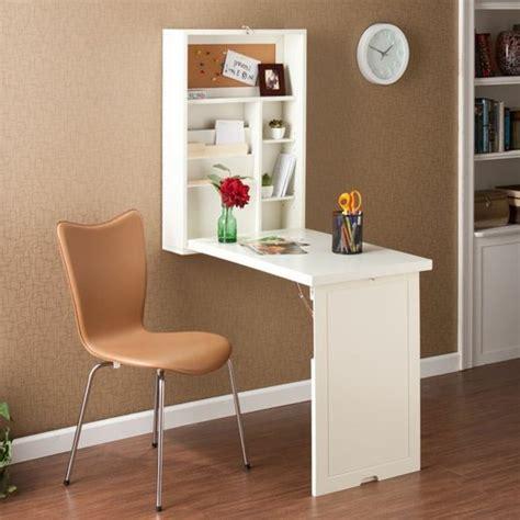 bureau escamotable murale etagere bureau escamotable bureau blanc avec etagere
