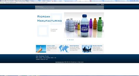 new process design for riordan manufacturing operations a riordan business finance operations