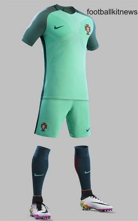 Portugal Away 2016 by Portugal 2016 Away Kit