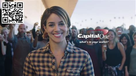 chase commercial voice actress capital one commercial with tiffany dupont 2017 youtube