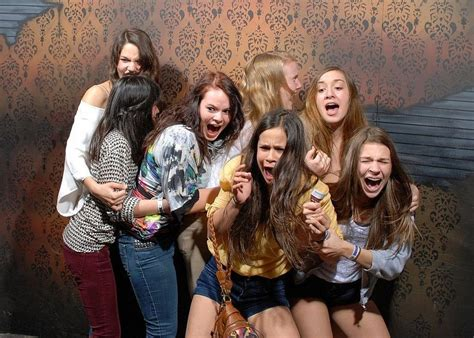 the fear factory haunted house pictures from the haunted nightmares fear factory