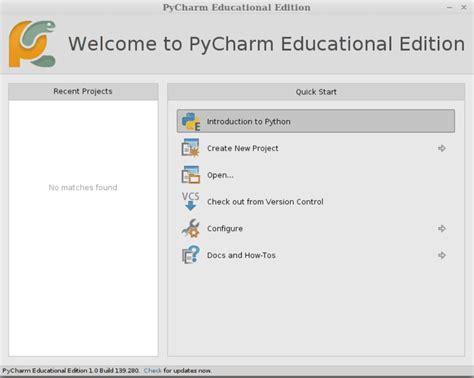 python tutorial quick введение в python с pycharm educational edition python 3