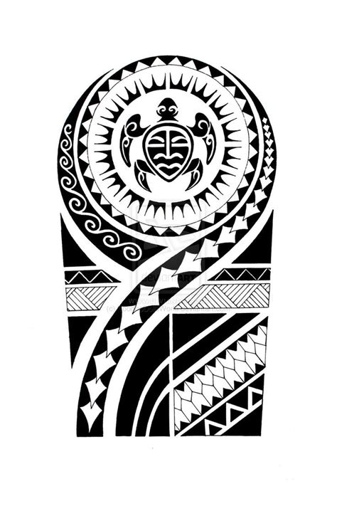 maori tattoo designer clipart maori pencil and in color clipart
