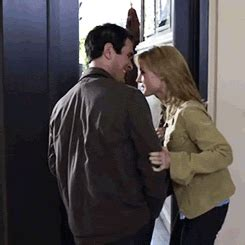 phil and claire dunphy phil and claire dunphy try to exit through the not