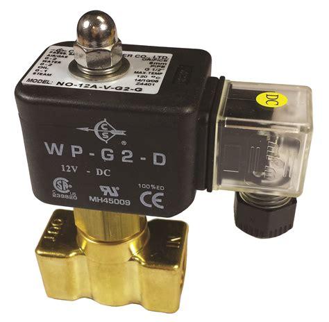 1 Normally Open Solenoid Valve - solenoid valves alma valves