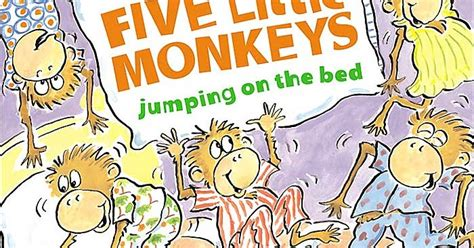 monkeys jumping on the bed story story time notes by miss amy mother goose rhymes songs