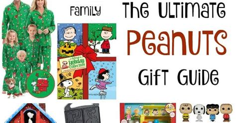 the complete peanuts family album the ultimate guide to charles m schulz s classic characters the ultimate peanuts gift guide 20 gift ideas for peanuts