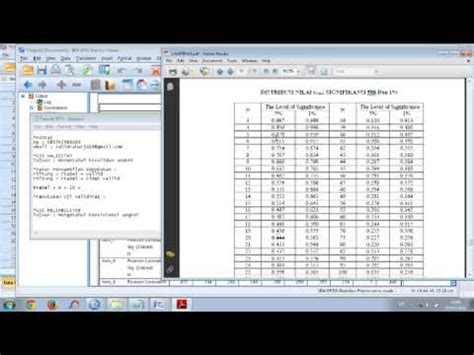 video tutorial for spss spss videolike