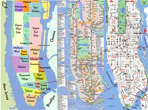 sections of manhattan opinions on list of manhattan neighborhoods