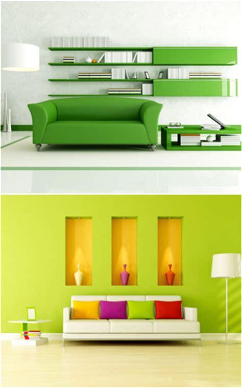 pilihan warna terang  dekorasi rumah carapedia