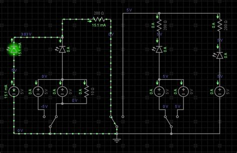 arduino led current limiting resistor arduino limit current with fewer resistors electrical engineering stack exchange