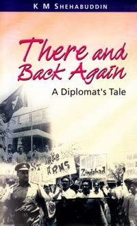 the diplomat s a novel there and back again a diplomat s tale the