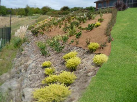 Landscape Fabric For Slopes Ecomatting Erosion Ground Matting Maryland Eco