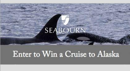 Alaska Sweepstakes 2017 - seaboard ultimate alaska cruise for two sweepstakes sun sweeps