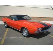 1972 Dodge Challenger Coupe Vs 1970 Chevrolet Camaro