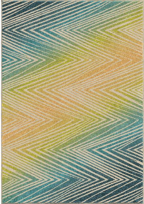 indoor outdoor chevron rug orian rugs indoor outdoor chevron wendover multi area