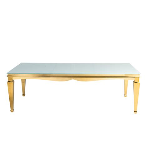 gold table l white and gold table l 28 images furniture gold white