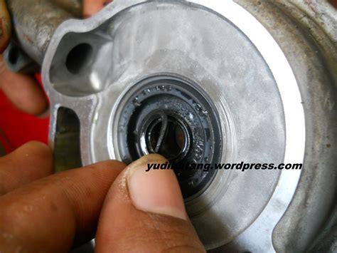 Mekanik Seal Pompa Dab 125 Watt awas air radiator cepat habis bisa menyebabkan bubur