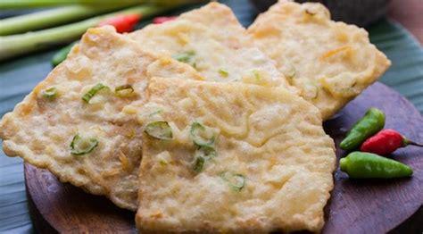 resep cara membuat tempe mendoan renyah paling enak cara membuat gorengan renyah dan enak plus aneka resep