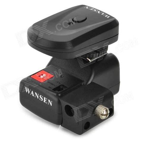 New Pt 04ne Wireless Flash Trigger With Umbrella Holder wansen pt 04ne universal wireless radio flash trigger w